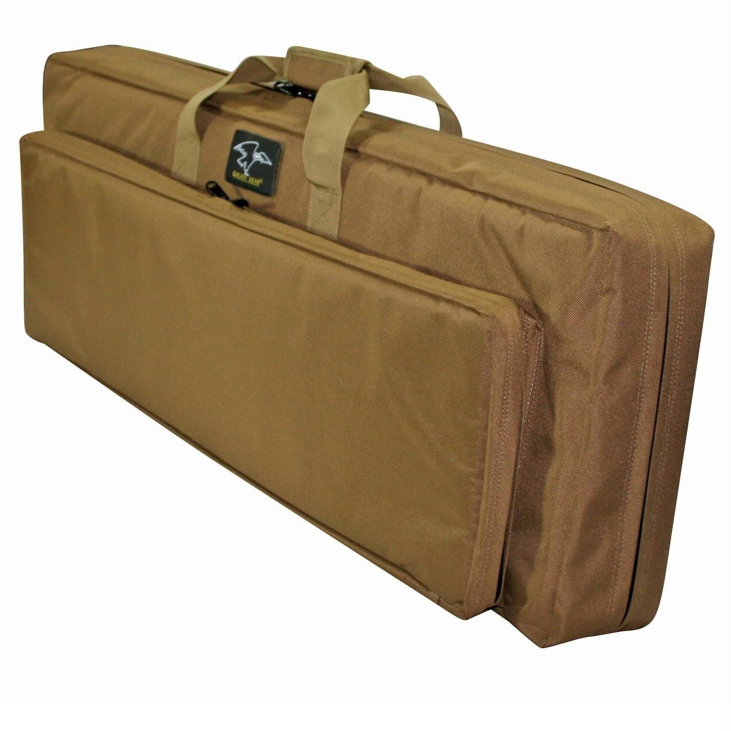 Galati Gear 38in Discreet Double Square Case - Coyote Brown ... 1ef1a6a3be645