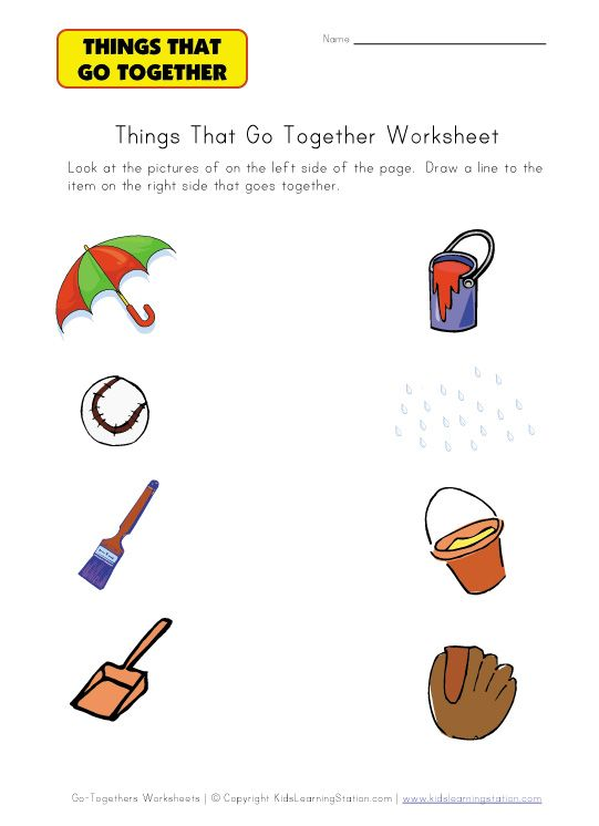 Kindergarten Worksheet Speech Therapy Information Pinterest