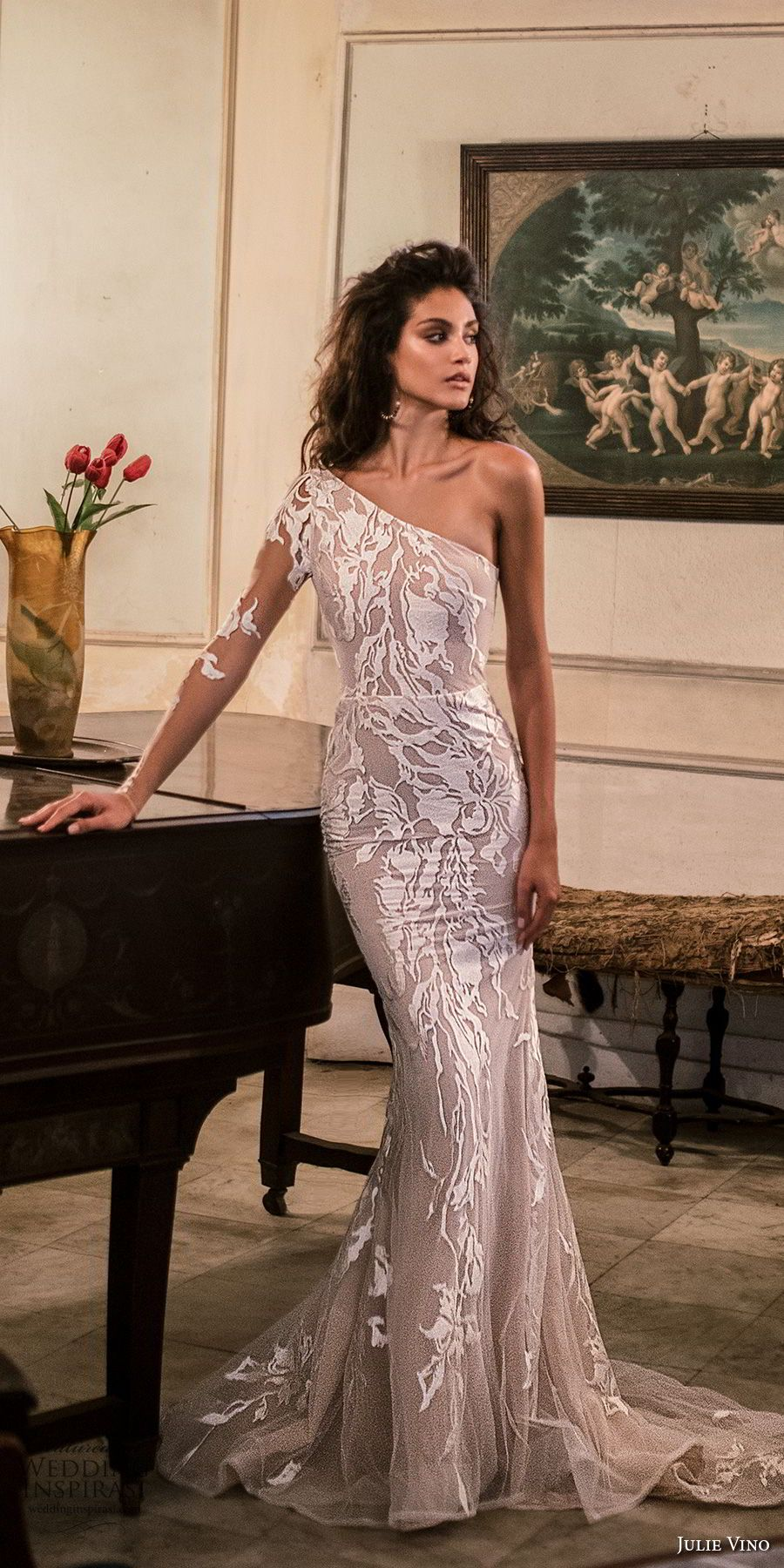 Julie Vino Fall 2018 Wedding Dresses Havana Bridal Collection
