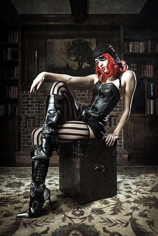 Steampunk | Goth | Beauty