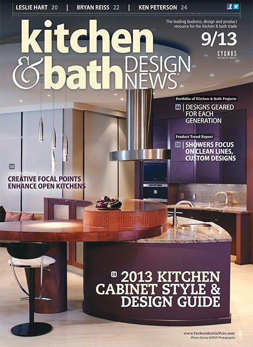 Kitchen Bath Design News September Pdf Magazines Kitchen Bathroom Designer Magazine Kitchen Design Photos Kitchen Bath Design News September Pdf Magazines Kitc