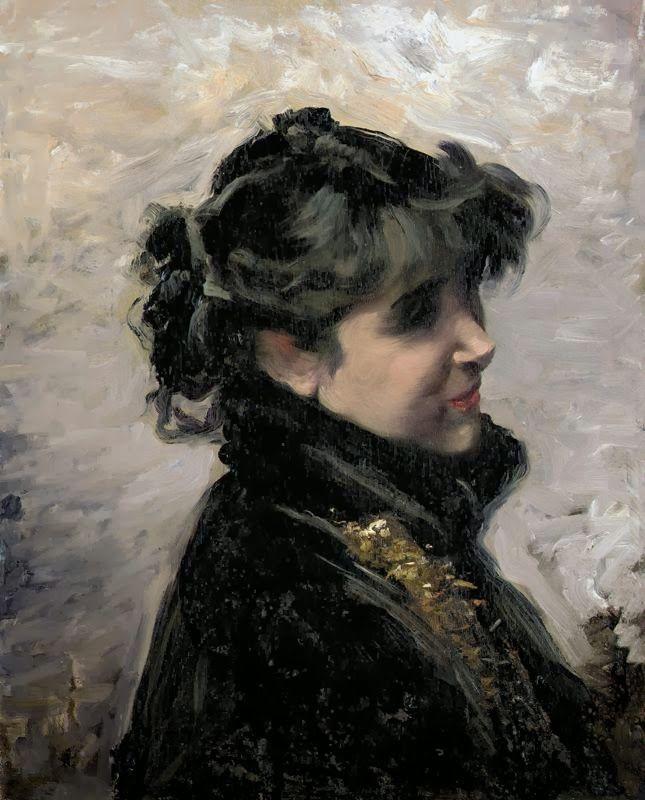 Madame Errazuriz (1883-84) by John Singer Sargent