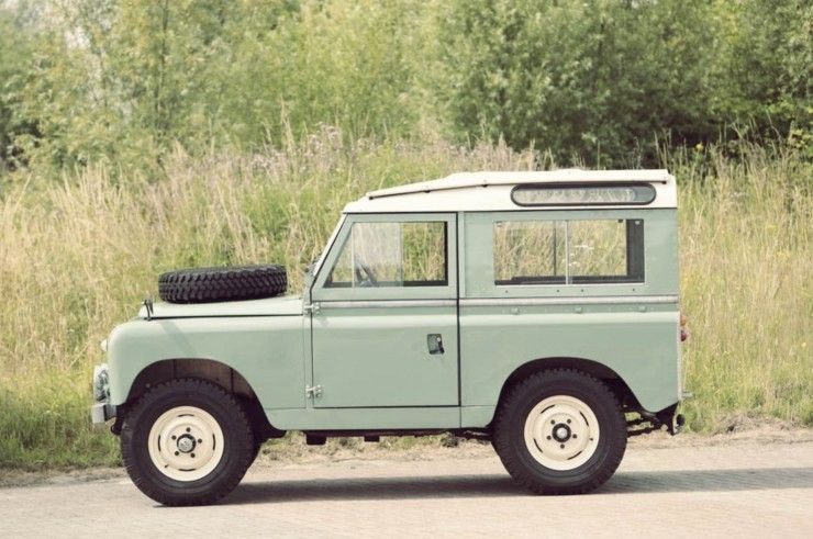 Land Rover Series Iia 1965 Maintenance Of Old Vehicles The
