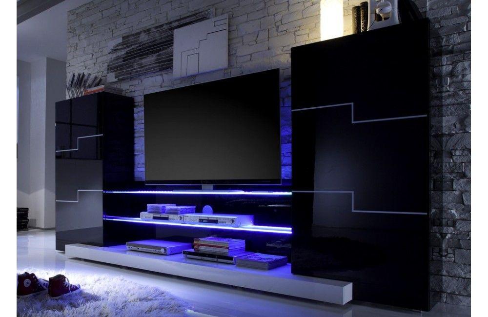 Meuble Tv Noir Design Meuble Laque Meuble Et Canape Com Meuble Tele Design Meuble Tv Noir Meuble Tv