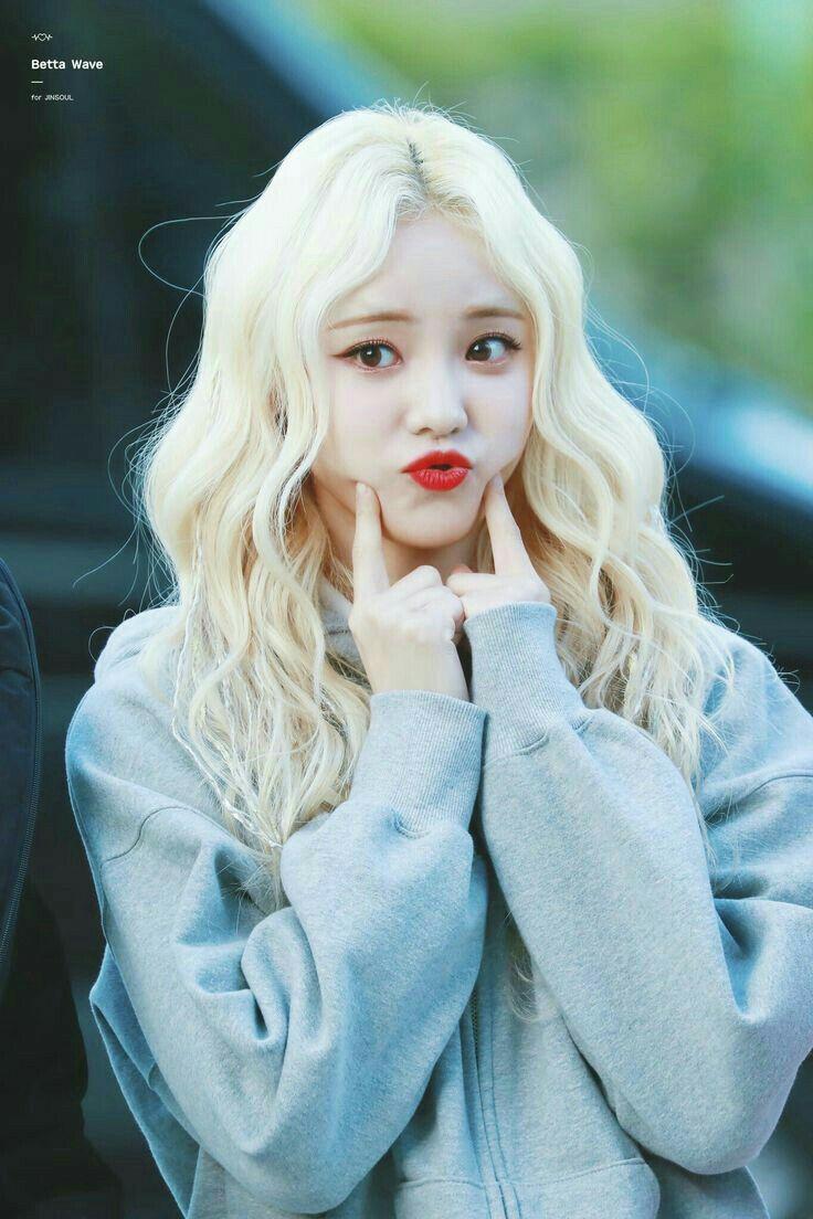 Jinsoul Loona Kpop Garotas Sooyoung Personagens