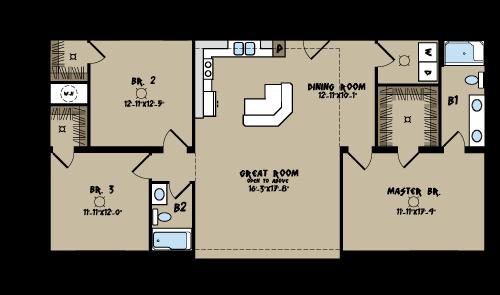 North Carolina Modular Home Floor Plans Sparta Ranch Chalet Modular Home Floor Plans Floor Plans Modular Homes