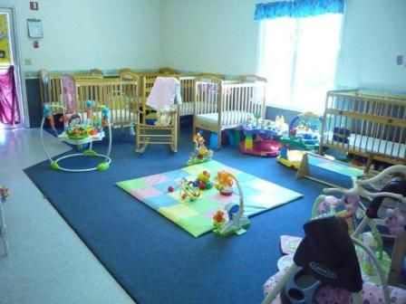 Perfect Ideas To Set Daycare Baby Room