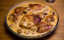 Snabba kyllingen a la viktväktarna