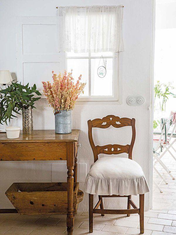 Una casa del siglo XIX recuperada con mucho encanto