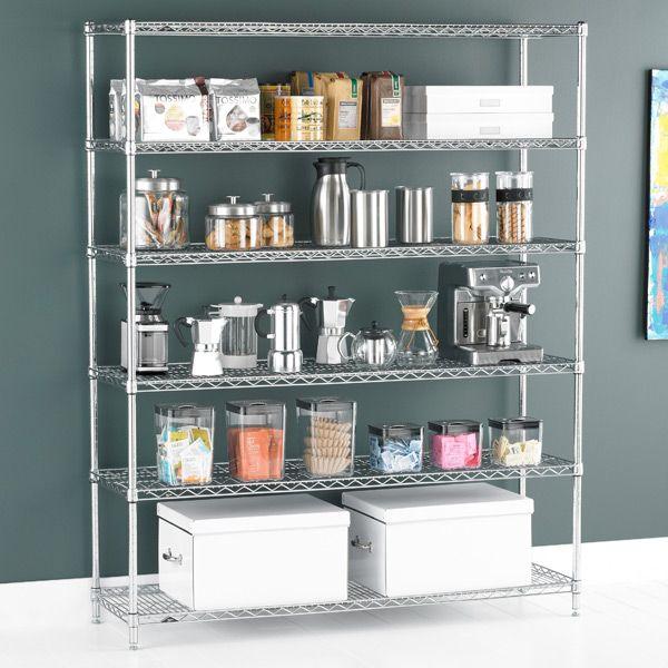 Metro Commercial Pantry Storage Pantry Storage Small Kitchen