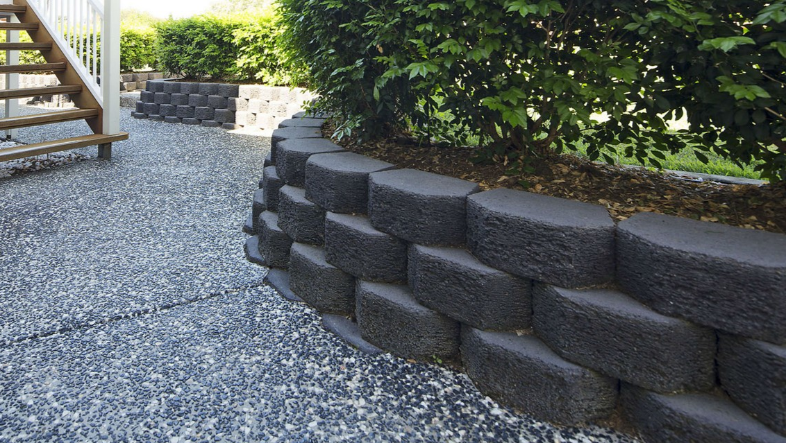 The Very Popular Gardenwall Soft Split Retainingwallblocks Are On Sale This Month Take Your Retaining Wall Blocks Retaining Wall Retaining Wall Pavers