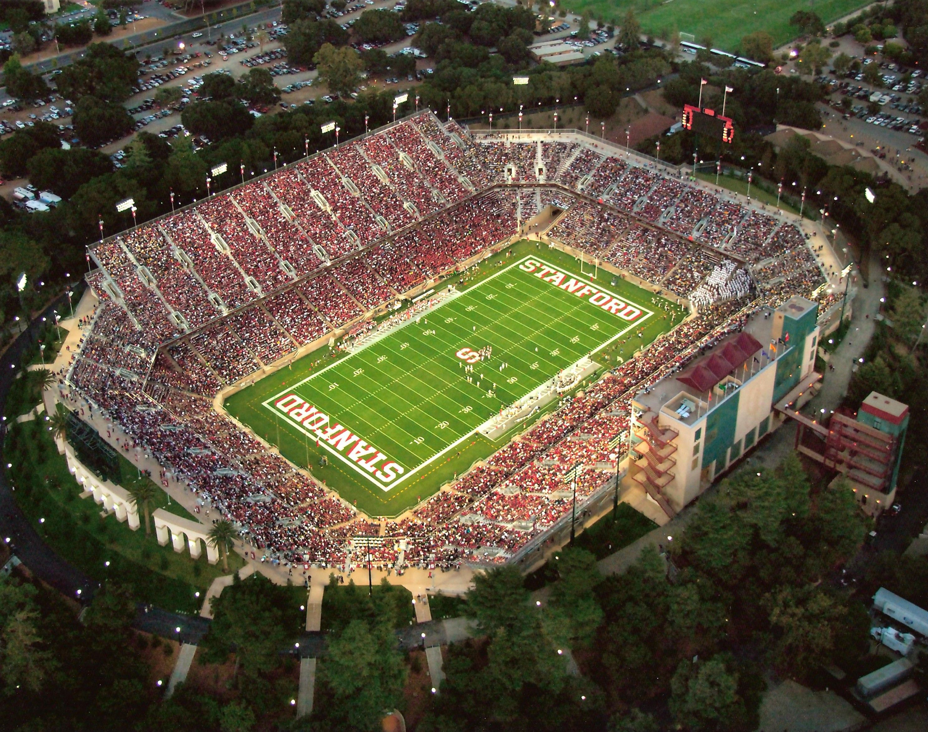 Stanford Stadium Stanford University Cardinal Palo Alto California Pac12 Dream College College Stanford