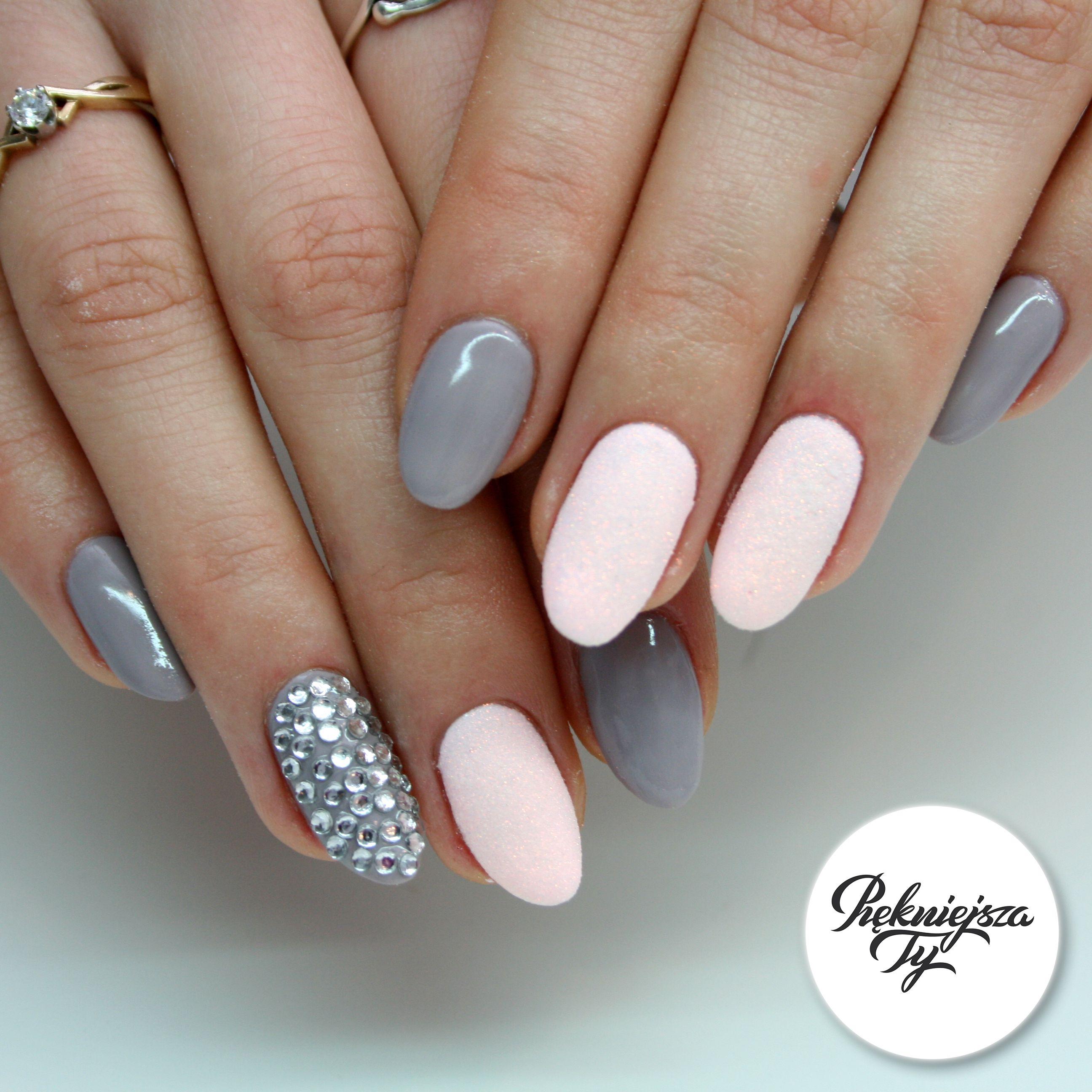 Manicure Hybryda Paznokcie Hybrydowe Hybryda Paznokcie Nails