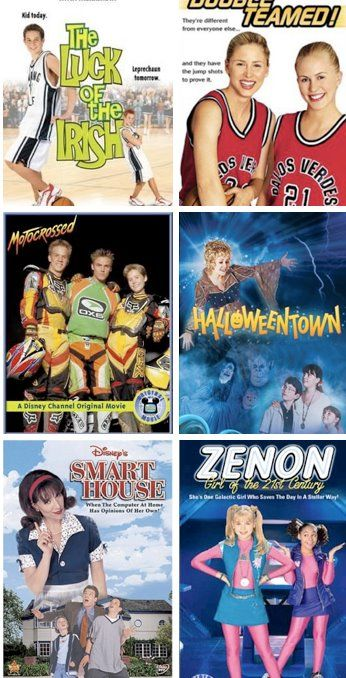 Disney Channel Original Movies At Its Prime
