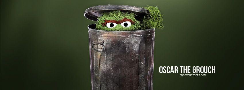 Oscar The Grouch Sesame Street Wallpaper