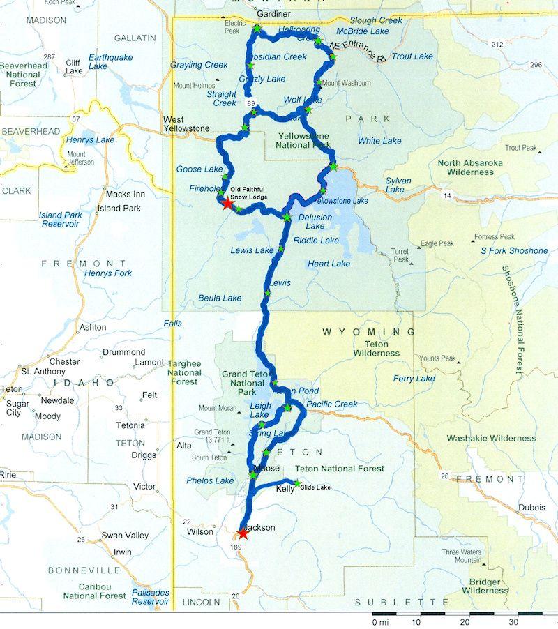 Yellowstone Part 2 Yellowstone National Park Pinterest