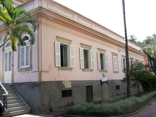 Casa de Rui Barbosa (Busto)