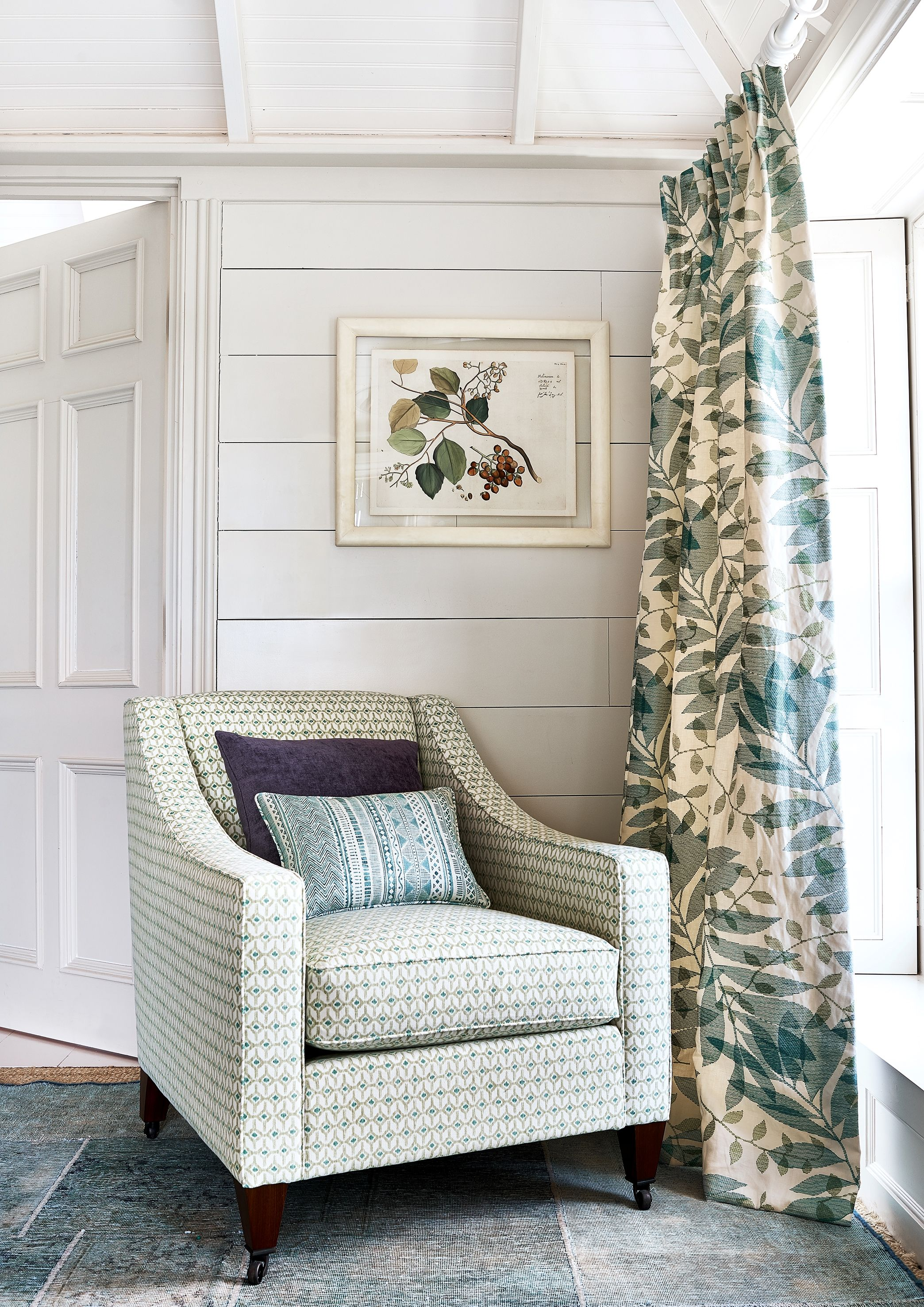 Fabrics From The Indira Collection By Jane Churchill Interior Home Interior Design House Interior