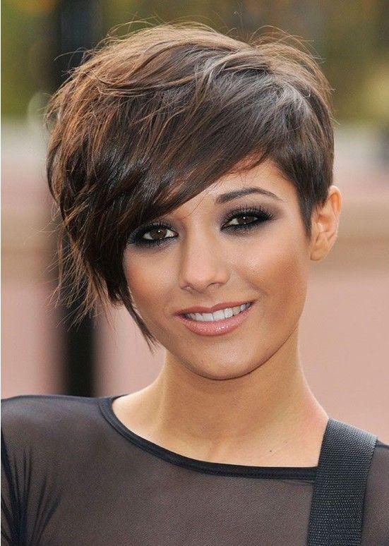Cute Pixie Haircut: Frankie Sandford Hair - PoPula