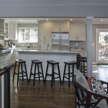 raised ranch design for kitchen remodel …   Pinteres…