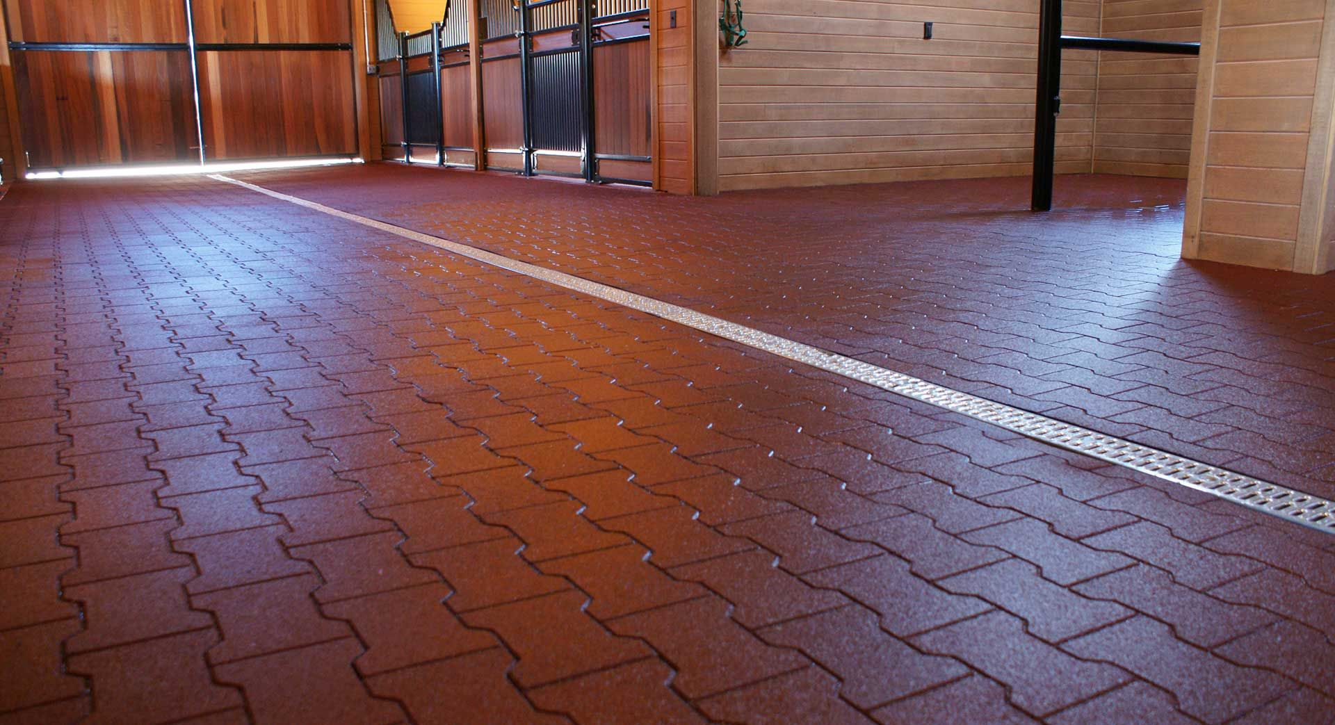 Rubber Flooring Tiles Has Proved Itself Best Affordable Material For