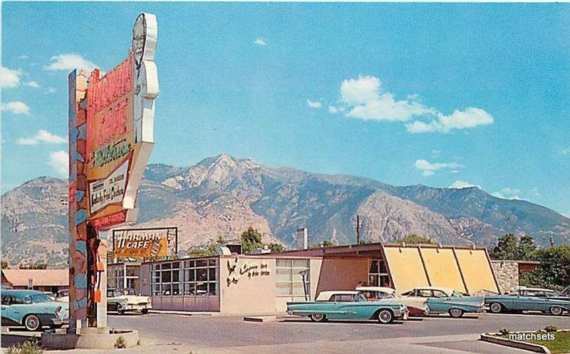Harman S Millstream Cafe Ogden Utah 1950 S Ogden Utah Cities In