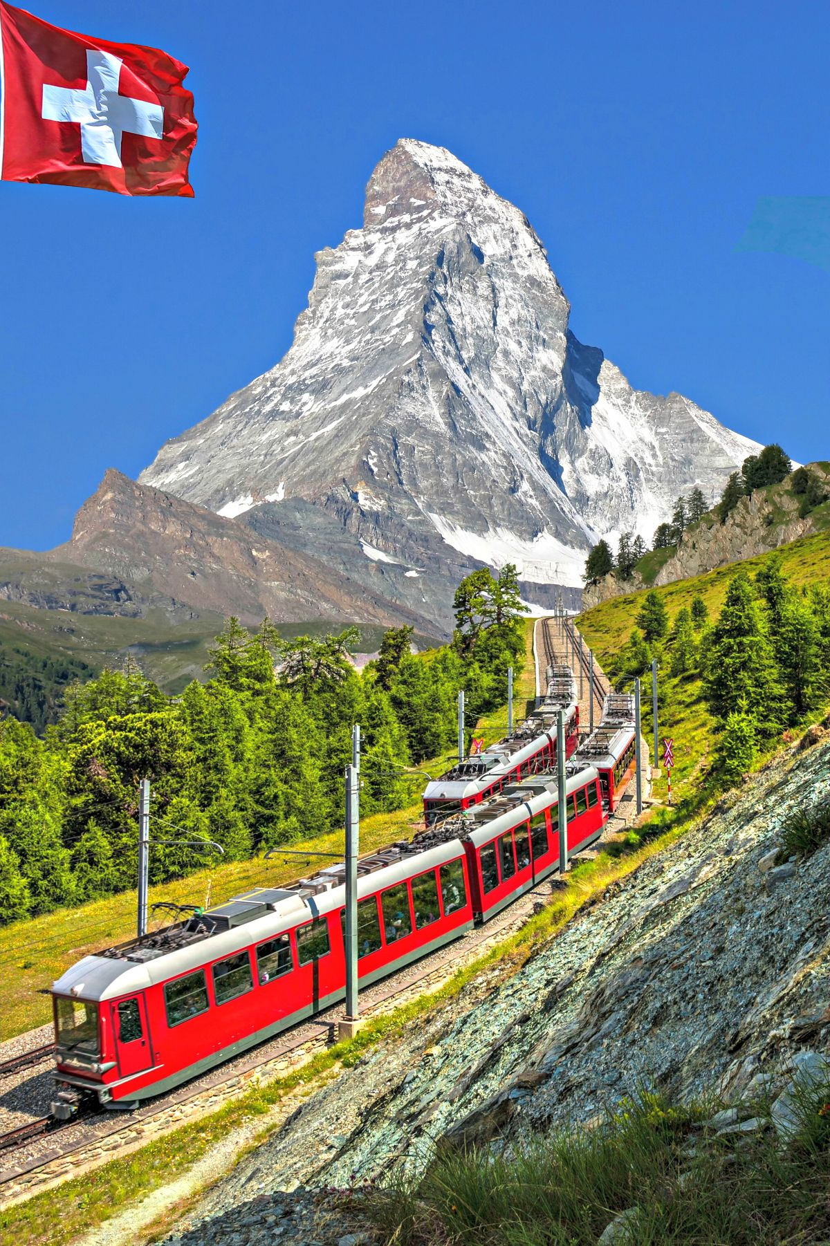 The best things in Schweiz are free Switzerland on a