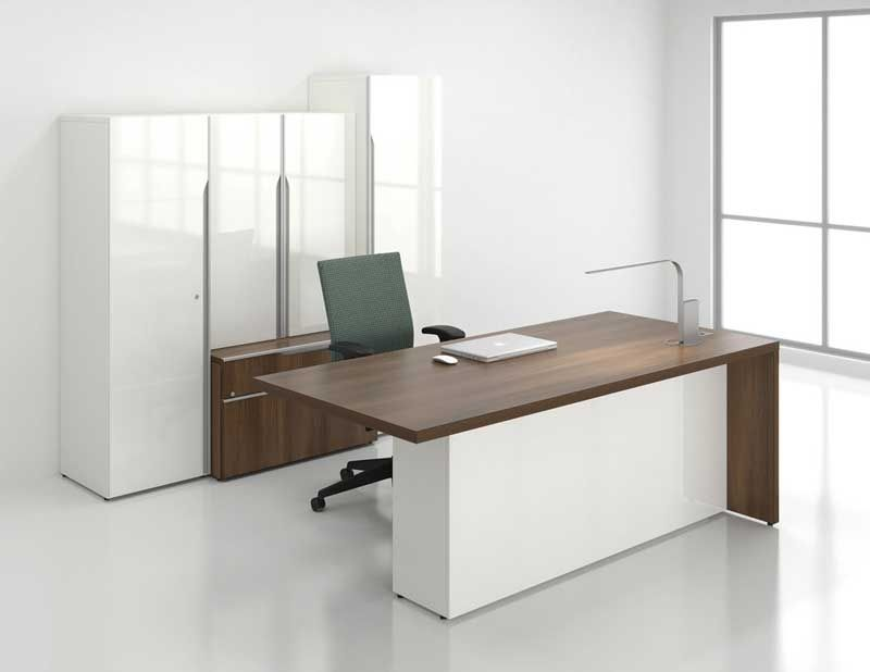 Contemporary Desk Designs modern contemporary office desks and furniture - executive office