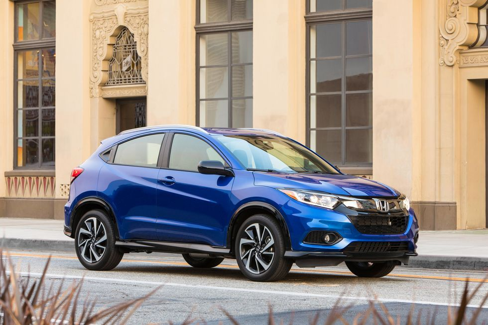View Photos of the 2020 Honda HRV Honda, Best road trip