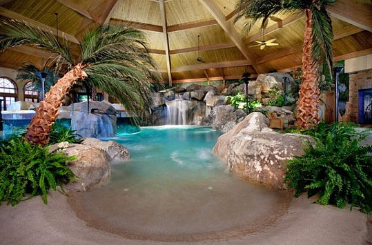 Pool indoor pool swimming pool exterior living outdoor life