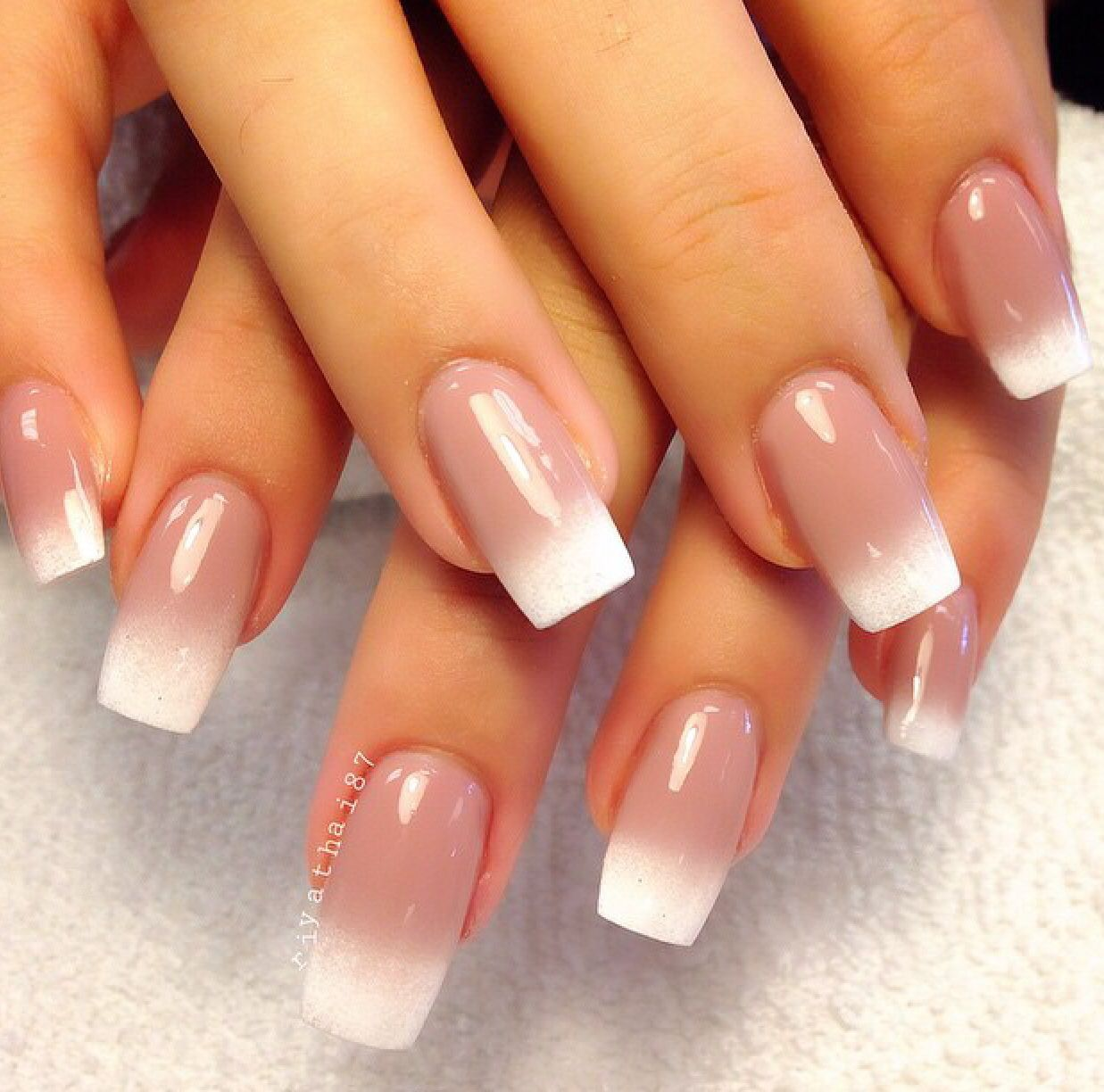 Pretty Ombré | ~PRETTY FINGERS & PRETTY TOES~ | Pinterest
