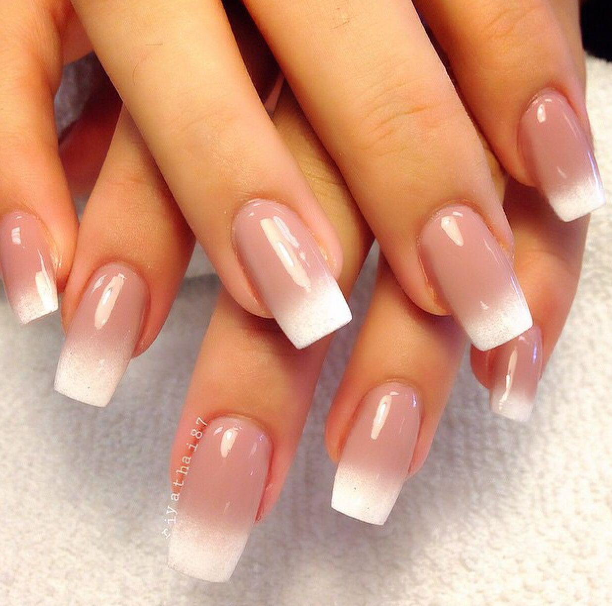 Pretty Ombré | Nails! | Pinterest | Diseños de uñas, Manicuras y ...