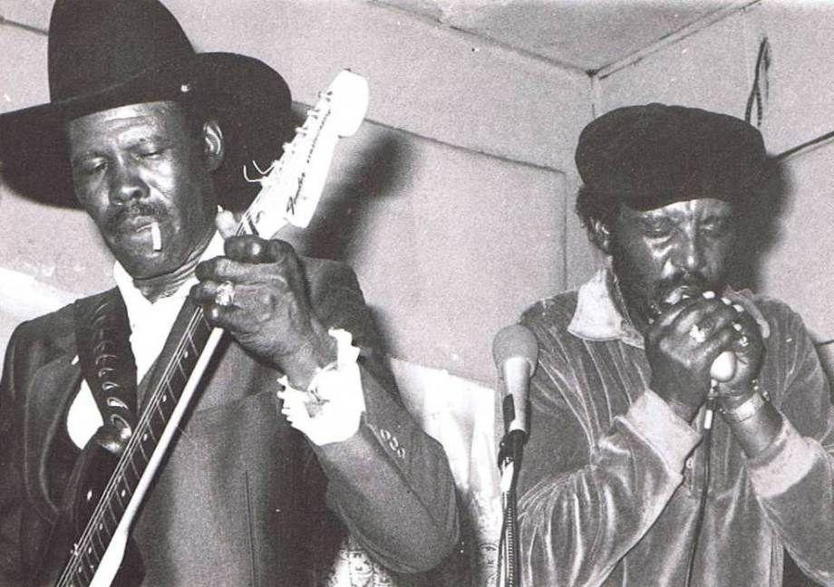 Smokey Wilson & Johnny Dyer