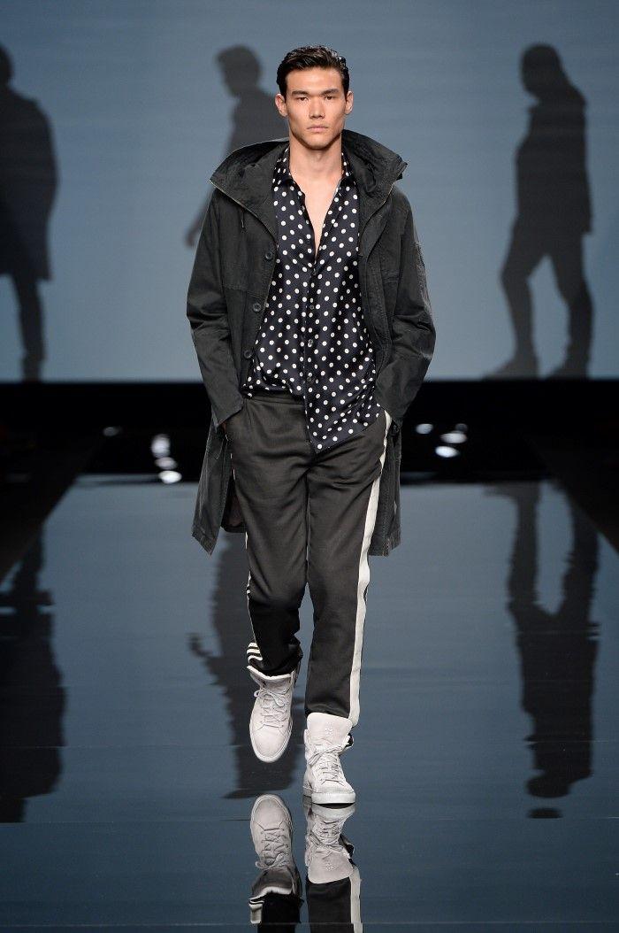 #Menswear #Trends ERMANNO SCERVINO Spring Summer 2015 Primavera Verano #Tendencias #Moda Hombre