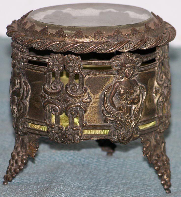 Antique Art Nouveau Jewelry Casket with a Beveled Glass Top http://www.rubylane.com/item/494613-van1-bg3413/Antique-Art-Nouveau-Jewelry-Casket#.T2QDz0-p54g.twitter via @rubylanecom
