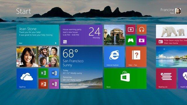 Windows 8.1 já está disponível para download