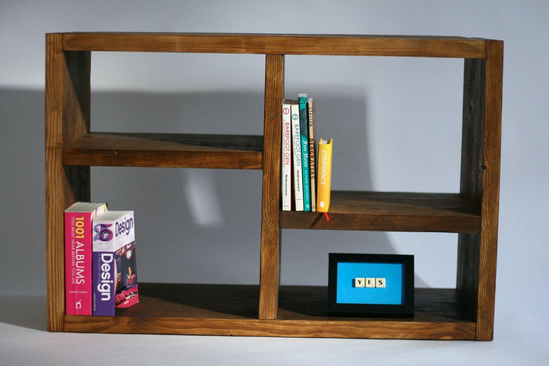Reclaimed Wood Bookcase,Handmade Bookcase,Display Unit,Tv Stand,Tv Unit,Bookcase Unit. by LaMaisonDeFurniture on Etsy