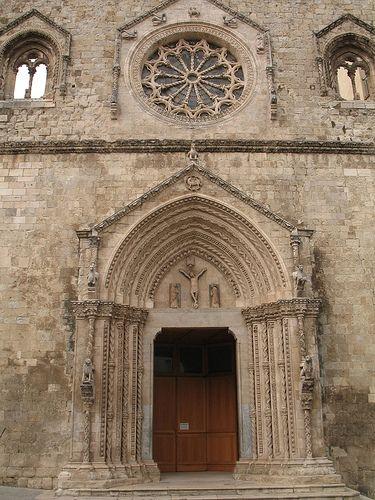 Larino - Cattedrale