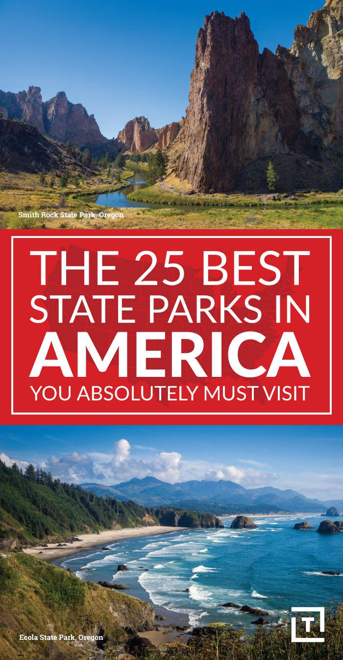 the 25 best state parks in america you absolutely must visit