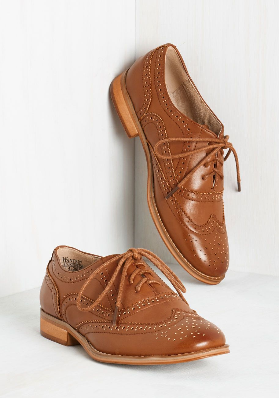 74b5ae438e9 And now for your feature presentation - these chestnut wingtips ...
