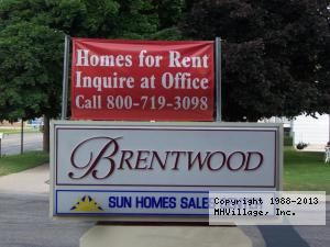 Brentwood Village Details Photos Maps Mobile Homes For Sale And Rent