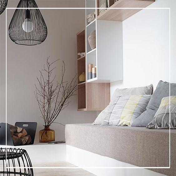 Personnalisez votre rangement avec style, avec des étagères murales