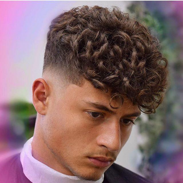 43 Modern Aussehende Männer Frisuren Locken in 2020