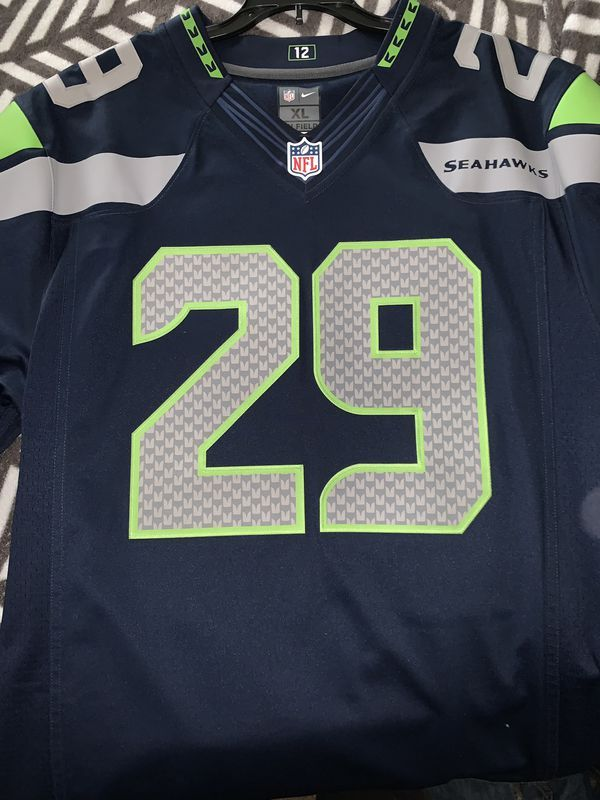 brand new 52a44 d3bb5 Seattle Seahawks Earl Thomas III Jersey for Sale in Puyallup ...
