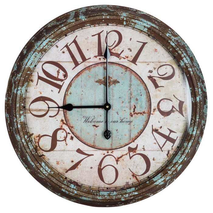 Clock For The Living Room From Hobby Lobby Shabby Chic Wall