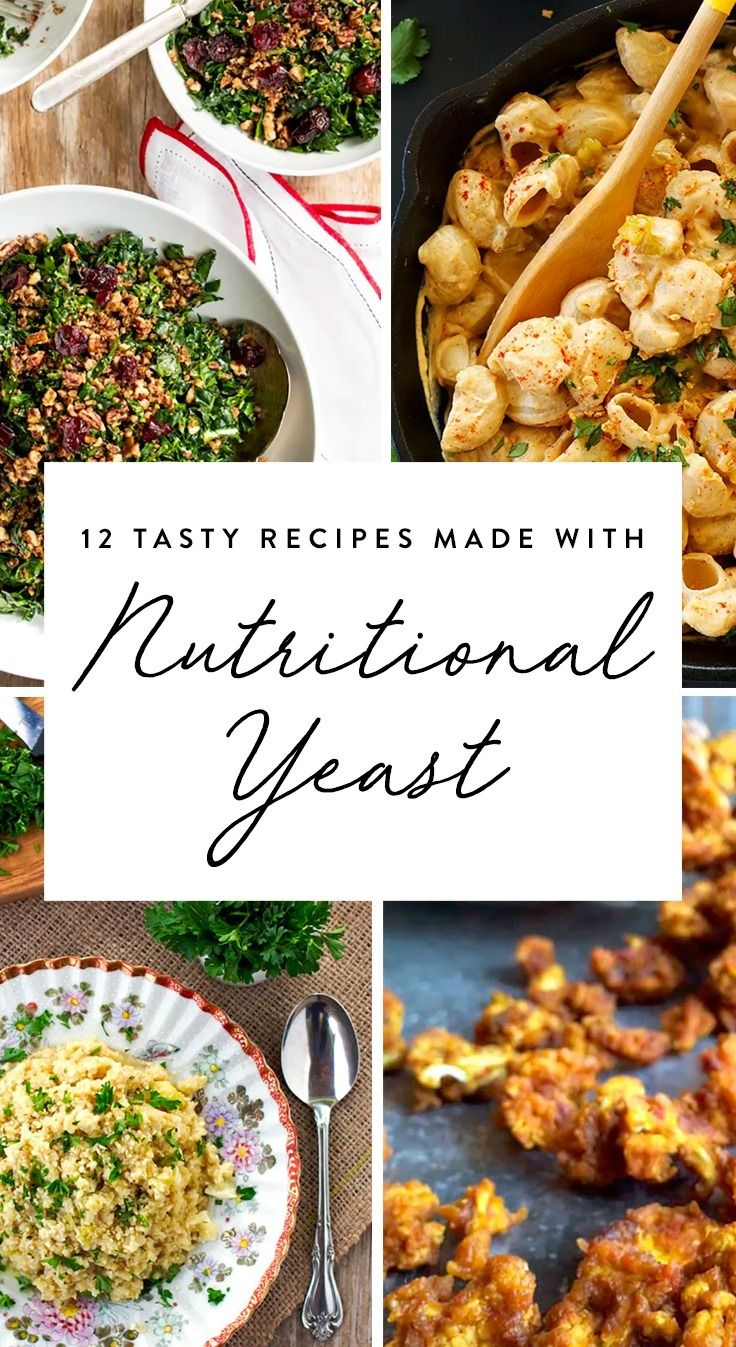 5 Nutritional Yeast Benefits That Make It a Vegan ...