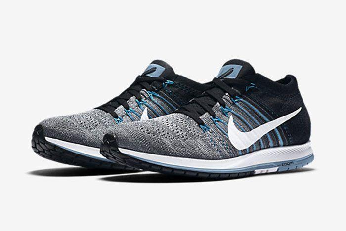 5dec4ddf419ff Nike Zoom Flyknit Streak (Wolf Grey Blue)
