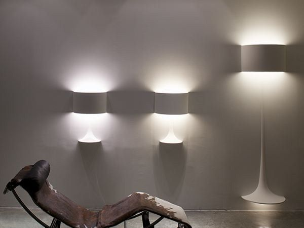 Wall lamp / built-in lamp SOFT SPUN LARGE 3D Collection by FLOS ...