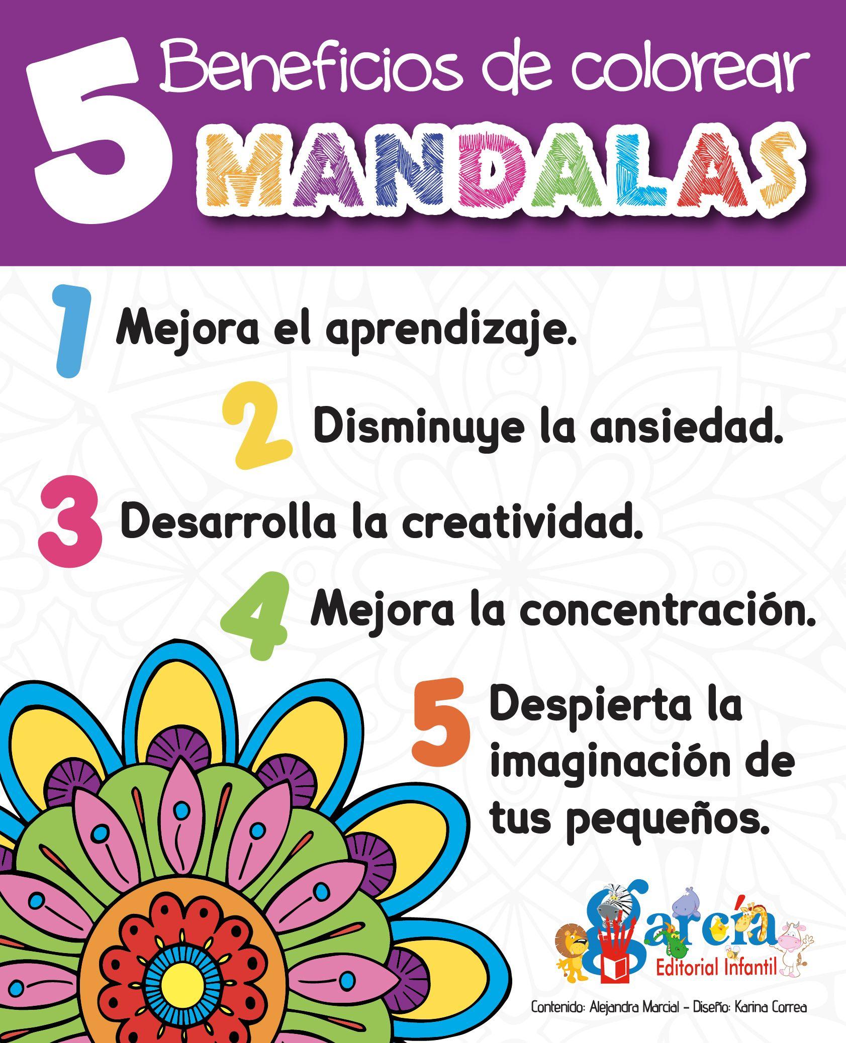 Mandalas La Actividad Perfecta Para Tus Peques Mamáskinder Misskinde Tecnicas De Enseñanza Aprendizaje Educacion Emocional Educacion Emocional Infantil