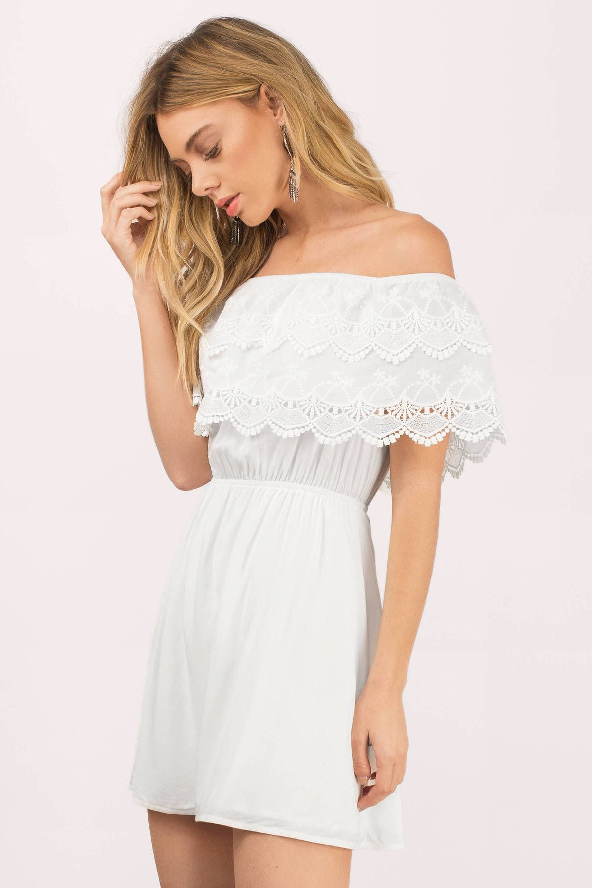 bb186a32aca White Dresses